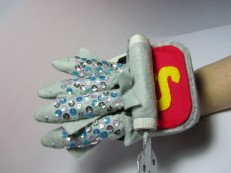 Tin of Sardines Glove Puppet by Ena Green Designs