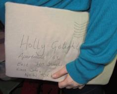 Envelope Clutch Bag