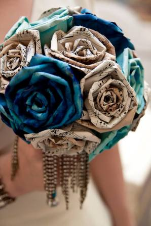 Bouquet by Ena Green Designs
