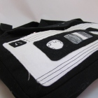 Cassette Bag by Ena Green Designs