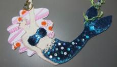 Mermaid Necklace by Ena Green Designs £28