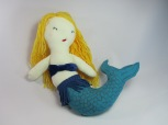 Mermaid Doll by Ena Green Designs