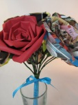 Comic Book Bouquet By Ena Green Designs
