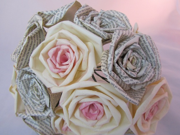Book Rose Bouquet By Ena Green Designs