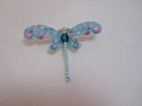 Dragonfly Brooch by Ena Green