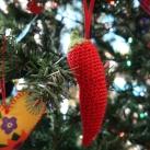 Crochet Chilli by Ena Green