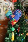 Heart Decoration by Ena Green