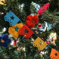 Mexican Garlands by Ena Green